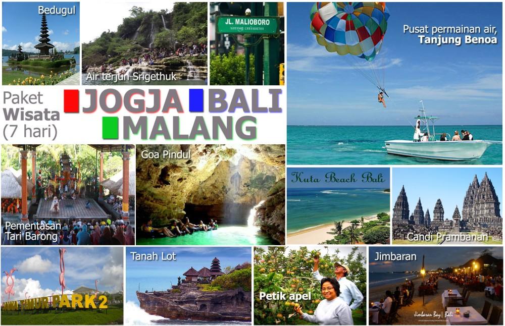 Paket Wisata Jogja, Bromo, Batu Malang
